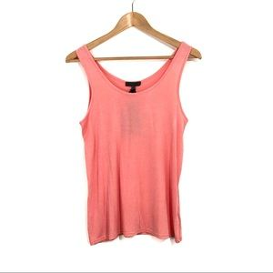 Quinn Effortless Luxury Small Melon Lily Tank Top